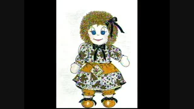 """""""Giving Grace"""" - The Giving Doll"""