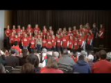 Overlook Elementary Veterans Day Assembly