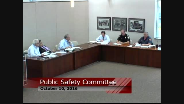 Public Safety Committee