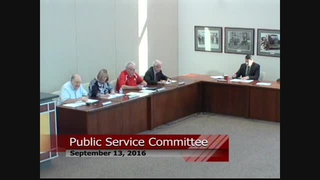 Public Service Committee
