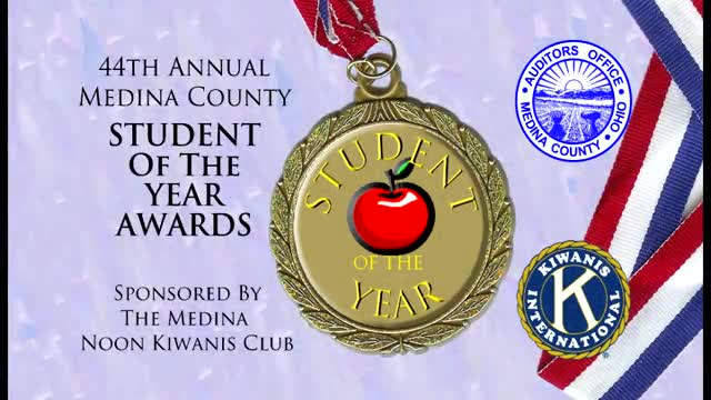 44th Annual Medina County Student of the Year Awards
