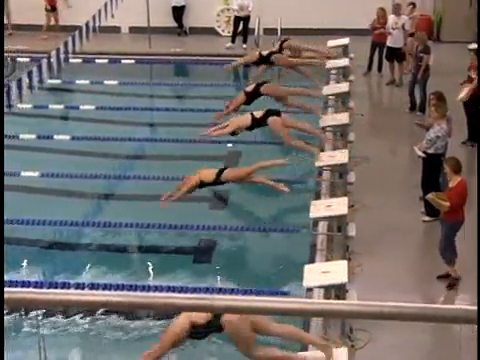 WHS Swimming vs. Stow