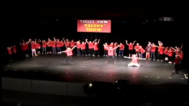 Valley View Elementary Talent Show