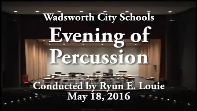 Evening of Percussion