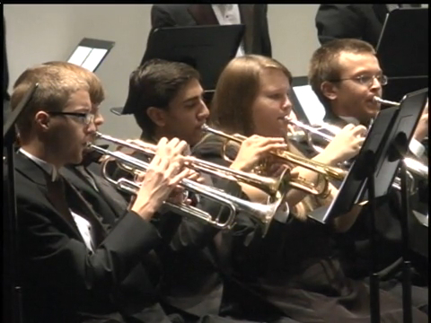 WHS Holiday Band Concert